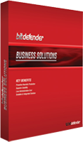 BitDefender Client Security – 10 PCs